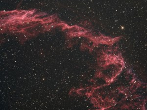 NGC6992 Cirrus Nebula East