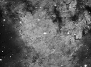 SH2-171, NGC 7822
